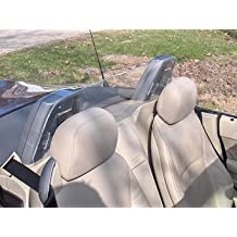 #1 Rated BMW Z4 Windscreen, with Glass Edge, from Windblox