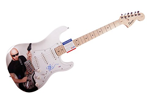 Joe Satriani Airbrushed Fender Airbrushed Guitar UACC PSA AFTAL