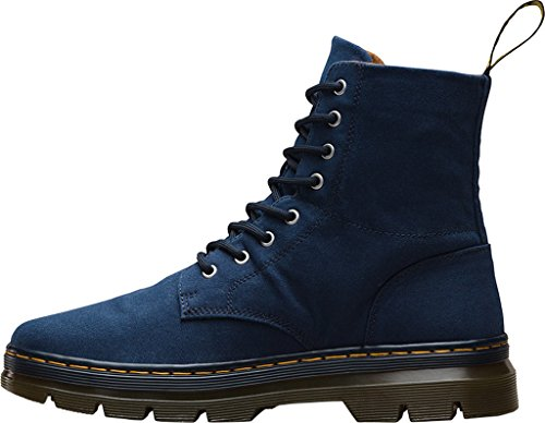 Dr. Martens Combs, Stivaletti Unisex – Adulto Blu