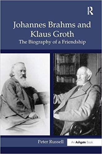 Amazon johannes brahms and klaus groth the biography of a amazon johannes brahms and klaus groth the biography of a friendship 9780754655442 peter russell books fandeluxe