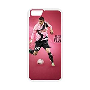 Arturo Vidal iPhone 6 4.7 Inch Cell Phone Case White PQN6053055394628