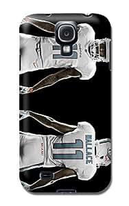 Fashion Popular Nfl Miami Dolphins Team Logo Durable PC Samsung Galaxy S4 Case