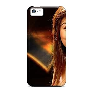 5c Scratch-proof Protection Case Cover For Iphone/ Hot Ayesha Takia Smile Phone Case