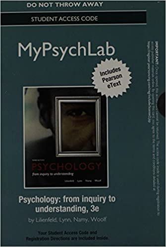 Amazon new mylab psychology with pearson etext standalone new mylab psychology with pearson etext standalone access card for psychology from inquiry to understanding 3rd edition 3rd edition fandeluxe Choice Image