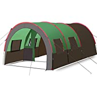 Wosports Family Tents 8 to 10 Person Big Horn Camping...