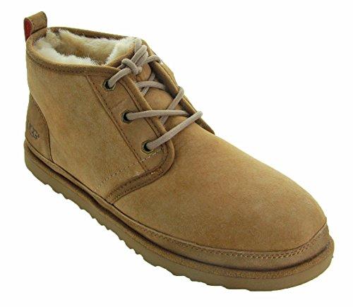 Bomber Ugg Boots - UGG Mens Neumel TF Chukka Boot Chestnut Bomber Size 13