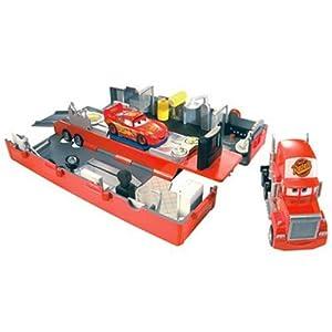 disney mack truck playset - Disney Cars Toys Truck