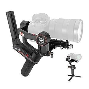 RetinaPix Zhiyun Weebill S Compact 3-Axis Handheld Gimbal Stabilizer for DSLR & Mirrorless Camera