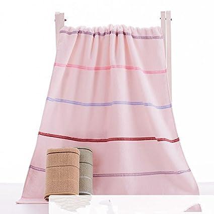 Dos toallas de algodón puro y una toalla de algodón toalla waffle absorción de agua pareja