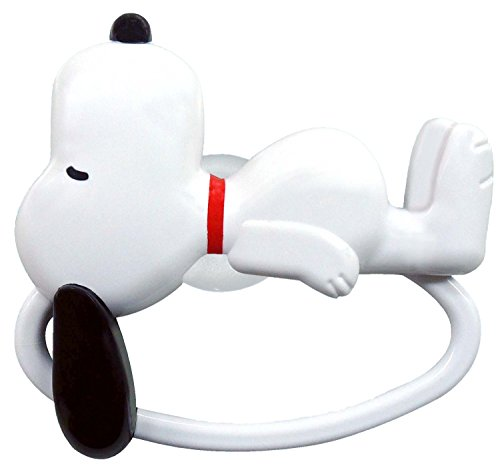 """Snoopy """"Plastic Hanger for Towel"""" SN102"""