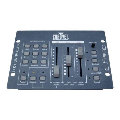CHAUVET DJ Obey3   Universal DMX Controller   LED Light ()