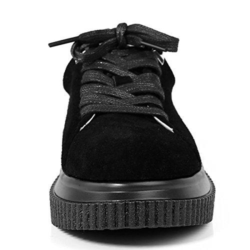 Laccio Rampicante Sneakers Cuoio Roseg Di Casual Piattaforma Scarpe Donne 6q55x8