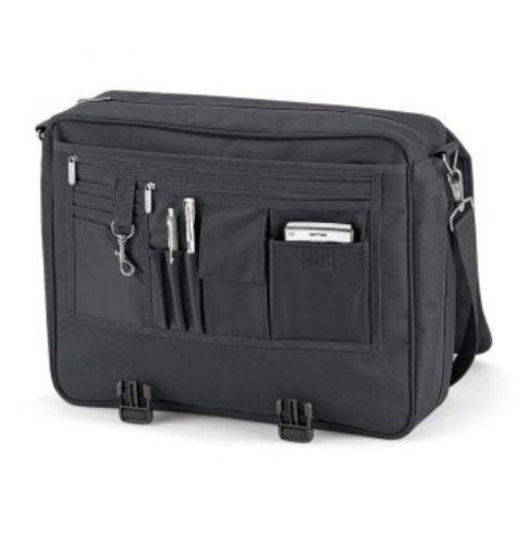 Briefcase Navy One Dark French Quadra Portfolio Quadra Size Portfolio Graphite qXwaOaP7xt