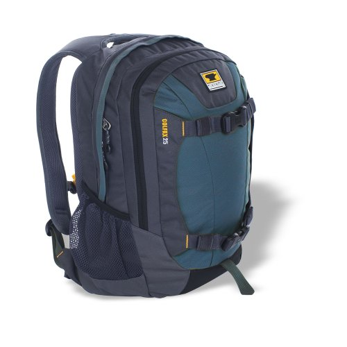 Mountainsmith Colfax 25 Recycled Backpack (Lotus Blue), Outdoor Stuffs