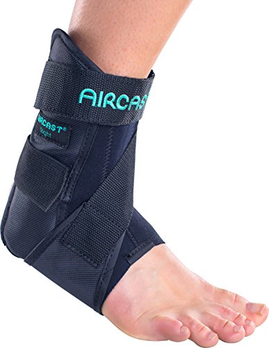 Aircast AirSport Ankle Support Brace, Right Foot, Large