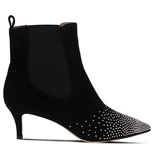 Women's Boot Black Fashion Azura Spring Stardust Step by fqFtp