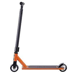 "Playshion Lightweight Pro Stunt Scooter ( 31.5"" Tall ) (orange)"