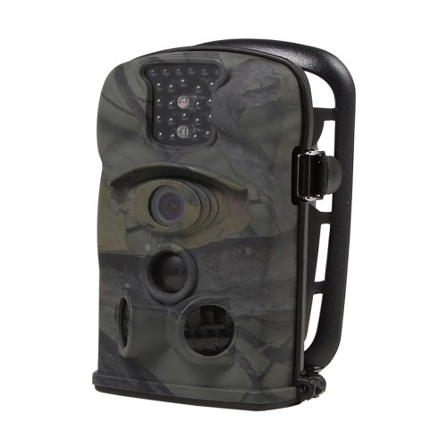 LightInTheBox Lowest Price Wide Angle Trail Camera Long Standby Time Trail Camera 8210as Multi Language Hunting Camera