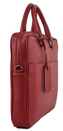 amp; T G Leather For Bag Pelletteria Man Tote moro G 8ddwxqrp