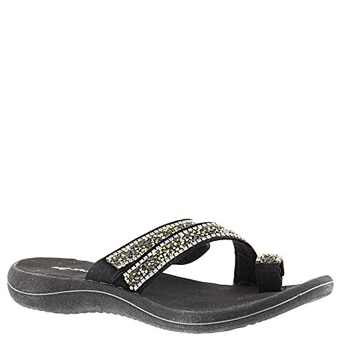 Easy Street Glance Women's Sandal Black Eih5d8