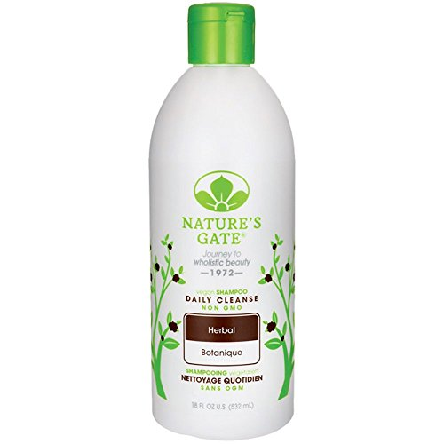 Natures Gate Strengthening Shampoo - 4
