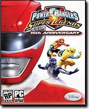 (Power Rangers Super Legends 15th Anniversary)