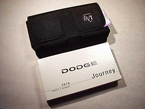 2010 dodge journey owners manual dodge amazon com books rh amazon com 2010 Dodge Journey Headrest 2010 dodge journey sxt repair manual
