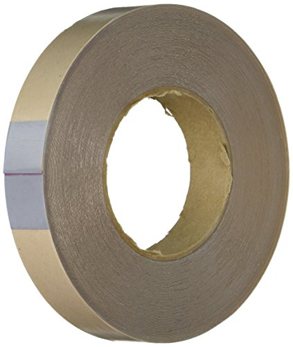 CS Hyde 19-5R UHMW .005 Mil Tape with Rubber Adhesive, 1'' x 36 Yards by CS Hyde