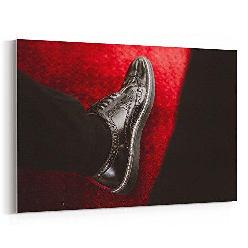 Westlake Art - Shoe Leather - 24x36 Canvas Print Wall Art -