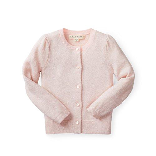 Pink Lurex Sweater Cardigan Size 12-18 Months (Hope Kids Sweatshirt)