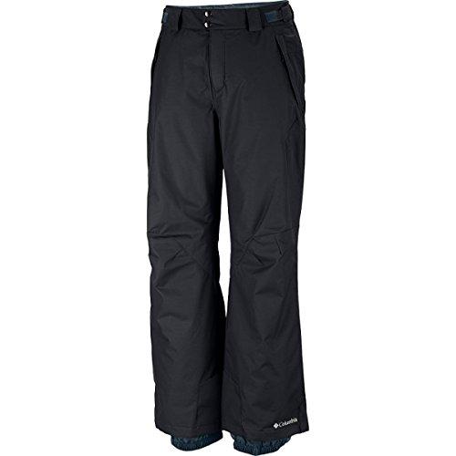 Columbia Men's Bugaboo II Pant, Black, Small/Regular