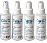 LifeSpan 100% Silicone Treadmill Belt Lubricant (4-(Pack))