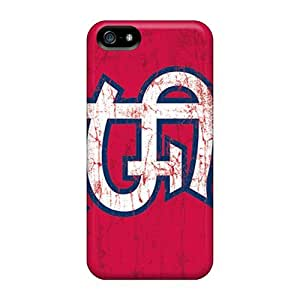 For L.M.CASE Iphone Protective Case, High Quality For Iphone 5/5s St. Louis Cardinals Skin Case Cover