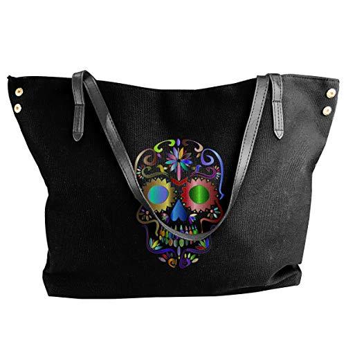Women Tote Bag Color Sugar...