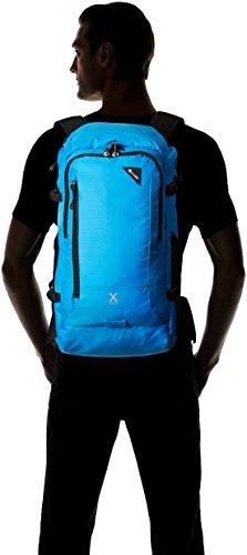 Pacsafe Venturesafe X30 Anti-Theft Adventure Backpack, Hawaiian Blue by Pacsafe (Image #11)