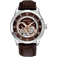 Bulova Men's 96A120 BVA Series Dual Aperture Dial Watch