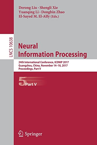 Neural Information Processing, Part V Front Cover