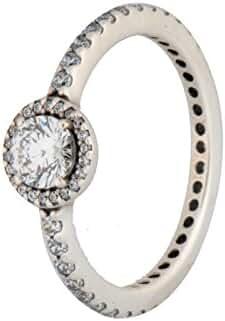 Pandora 190946cz-60 Classic Elegance Ring