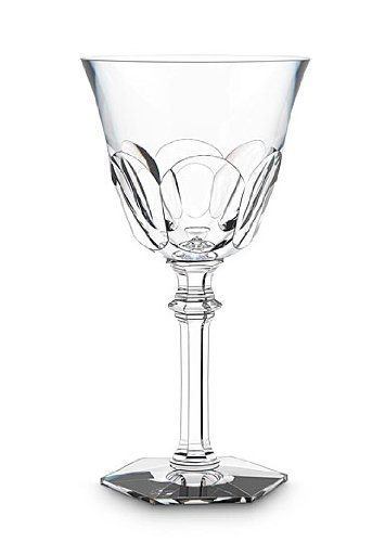 Baccarat Harcourt Eve, American White Wine Goblet #3 by Baccarat