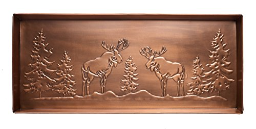 Moose Door Mat - 4