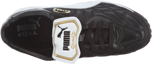 Gold Allround Scarpe Calcio team King Tt Nero Uomo Da Puma white black ZgqP1naw