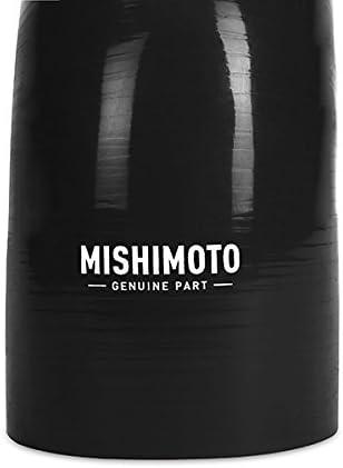 Mishimoto MMHOSE-CIV-12SIIHBK Black Silicone Induction Hose