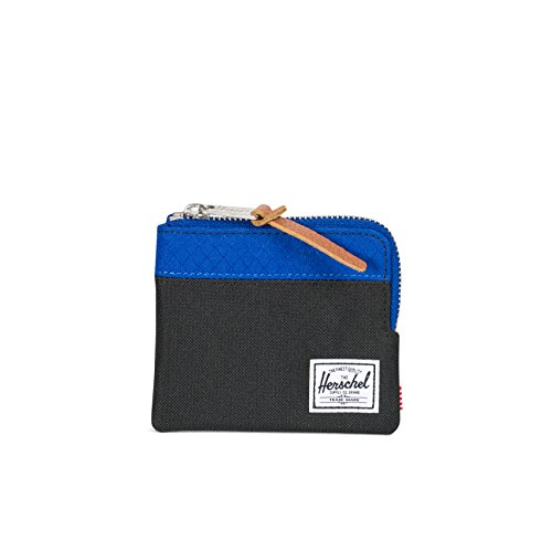 Credit Wallet the Surf Card Herschel Johnny Black Case Web RFID CqwTtaA