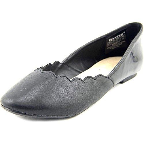 Wilde Schoenen Dames Kristy Gesloten Teen Balletschoenen Zwart