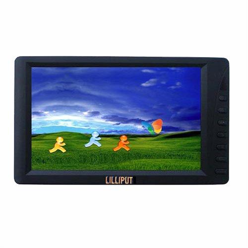 Lilliput Eby701-np/c/t VGA USB Touch Screen Monitor By Viviteq INC