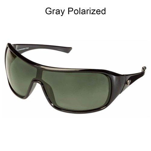 SolarBat - Tim Horton (Black, Gray Polarized) ()