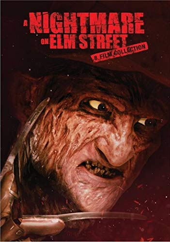 Nightmare on Elm Street Collection (8-Pack) (IT2LL/$8MM/DVD)