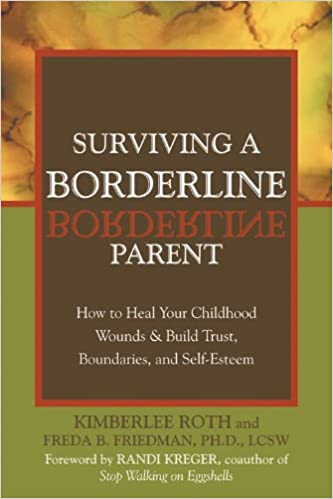 Surviving a Borderline Parent: How to Heal Your Childhood