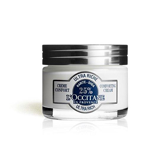 L Occitane Shea Butter Ultra Rich Face Cream - 1