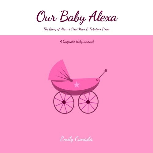 Our Baby Alexa, The Story of Alexa's First Year and Fabulous Firsts, A Keepsake Baby Journal pdf epub
